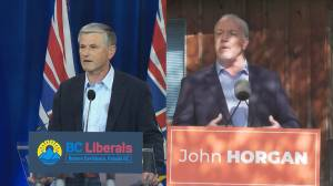Decision BC: parties going on offensive with attack ads