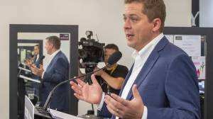 Federal Election 2019: Scheer wants to work with provinces on ways to fight climate change
