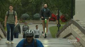 E-scooter companies eyeing return to Alberta; no set date yet