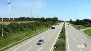 8-year-old German boy takes mom's car on 140 km/h joyride