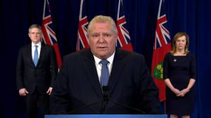 Coronavirus outbreak: Doug Ford shocked by 'unthinkable' job losses following COVID-19 outbreak