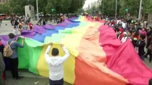 Chile's senate approves historic same-sex marriage bill