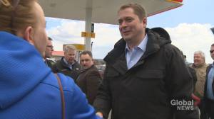 Nova Scotia's PCs distance themselves from Andrew Scheer as federal election campaign begins
