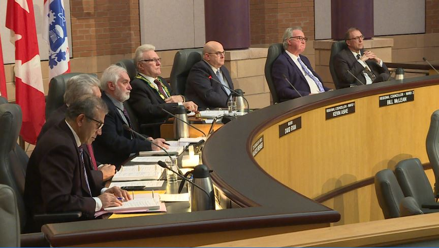 Click to play video 'A Pickering councillor is out as Durham's police services board chair amid travelling controversy'