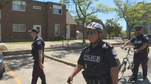 Police work to repair relations amid rising tensions with Black communities (02:18)