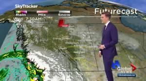 Edmonton weather forecast: Tuesday, December 29, 2020 (02:49)