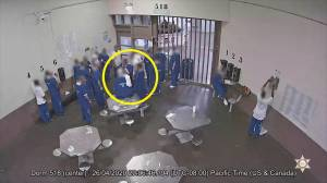 Inmates 'deliberately trying to catch COVID-19,' LA county sheriff says