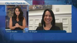 Montreal Mayor Valérie Plante on Global News Morning: Part Two