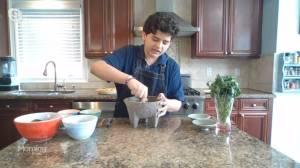 Junior Chef Showdown finalists