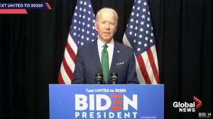 As Sanders suspends White House bid, Biden becomes presumptive Democratic nominee
