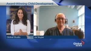 Children's pediatrician wins prestigious Prix Letondal
