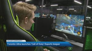 The only Canadian 'Call of Duty' Esports league