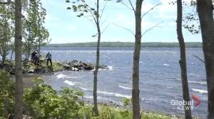 Province confirms toxins from blue-green algae contaminated Grand Lake (01:51)