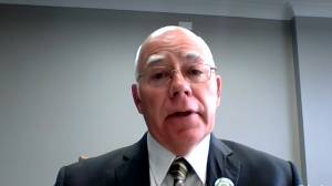 David Coon on the goals of the Green Party in the New Brunswick election (04:48)