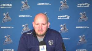 Moose training and video staff look back on 'demanding' 2021 campaign (02:15)
