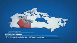 Why 6 in 10 Canadians feel the country is divided
