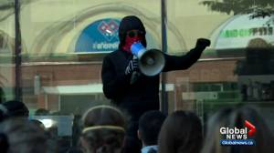 Calgary rally targets 'institutionalized and structural racism' in schools