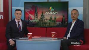 Federal Election 2019:  Brad Redekopp on winning Saskatoon West