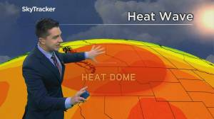 Kelowna Weather Forecast: June 28 (04:25)