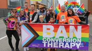 Calgary city councillors lobby for ban on conversion therapy