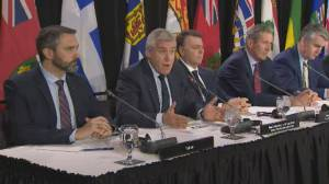 Canada's premiers meet, devise wish list for feds