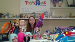 "Toys ""R"" Us previews spring's hottest new toys"