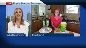 Tips to get a fresh start to summer (04:16)