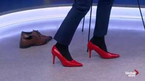 Walk A Mile in Her Shoes Halifax