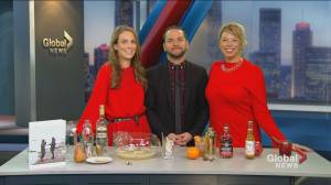 How to make the perfect holiday cocktails