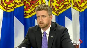 Nova Scotia reports 1 new COVID-19 case as numbers remain low following border reopening (02:19)