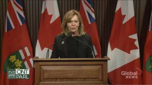 COVID-19: Ontario says reopening plan coming soon (02:01)