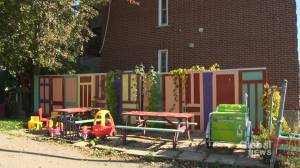 St. Henri business looking for new home for brightly colored doors