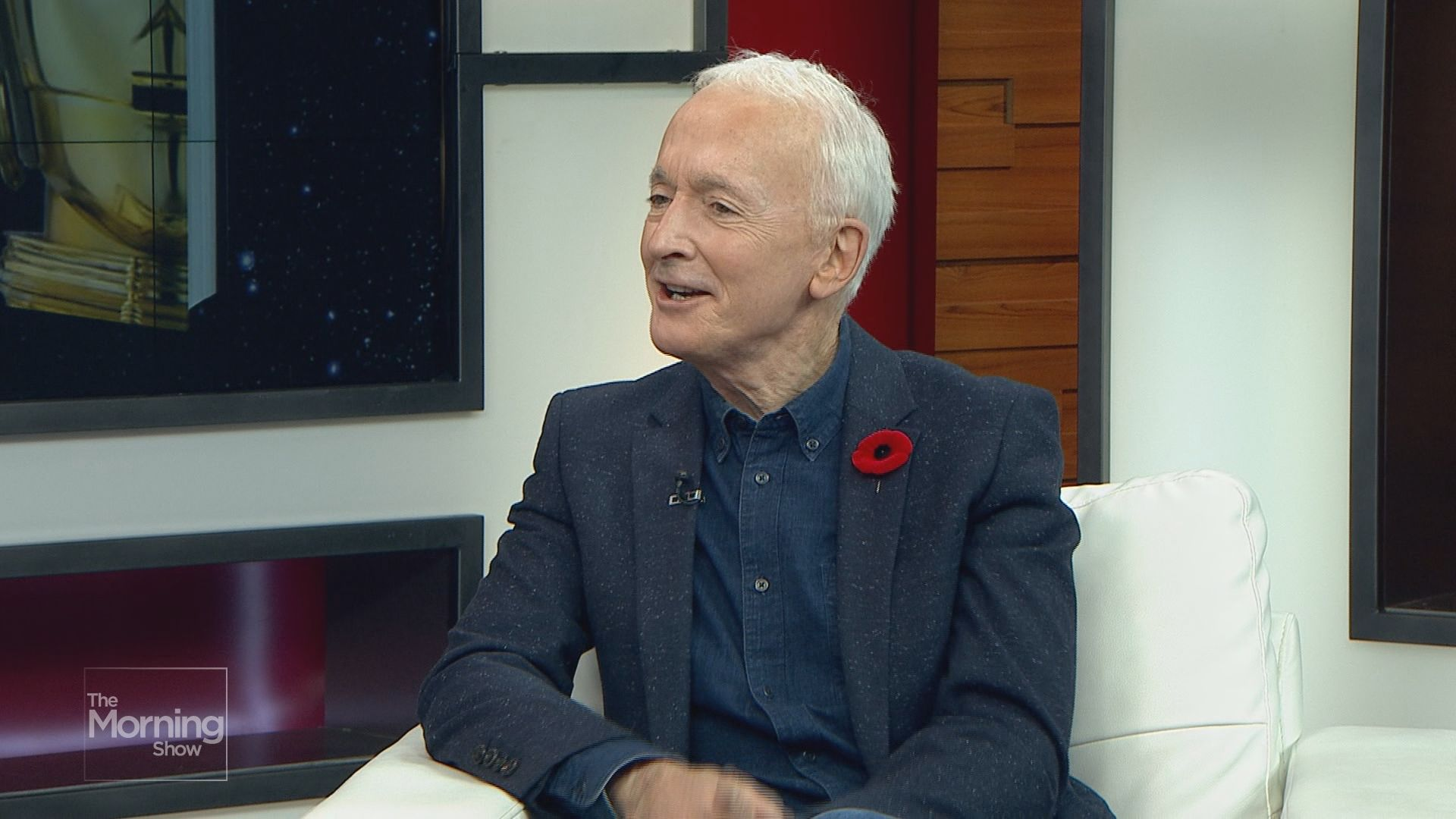 C-3PO actor Anthony Daniels on his new book