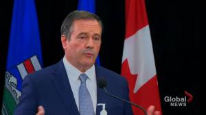 'The answer is yes': Kenney admits expanding health care in Alberta includes private options (02:04)