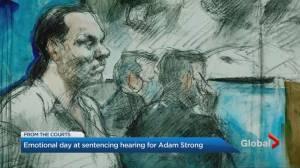 Sentencing hearing for Oshawa man who killed 2 teens 9 years apart (02:22)