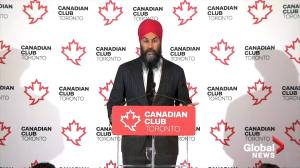 Federal Election 2019: Jagmeet Singh stresses support for manufacturing sector