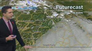 Kelowna Weather Forecast: November 5 (03:22)