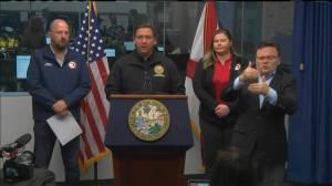 Storm Elsa: Florida governor warns of fatal incidents even after storm moves past (01:32)