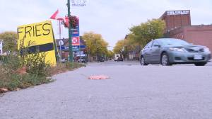 Brockville, Ont., woman killed crossing street (01:41)