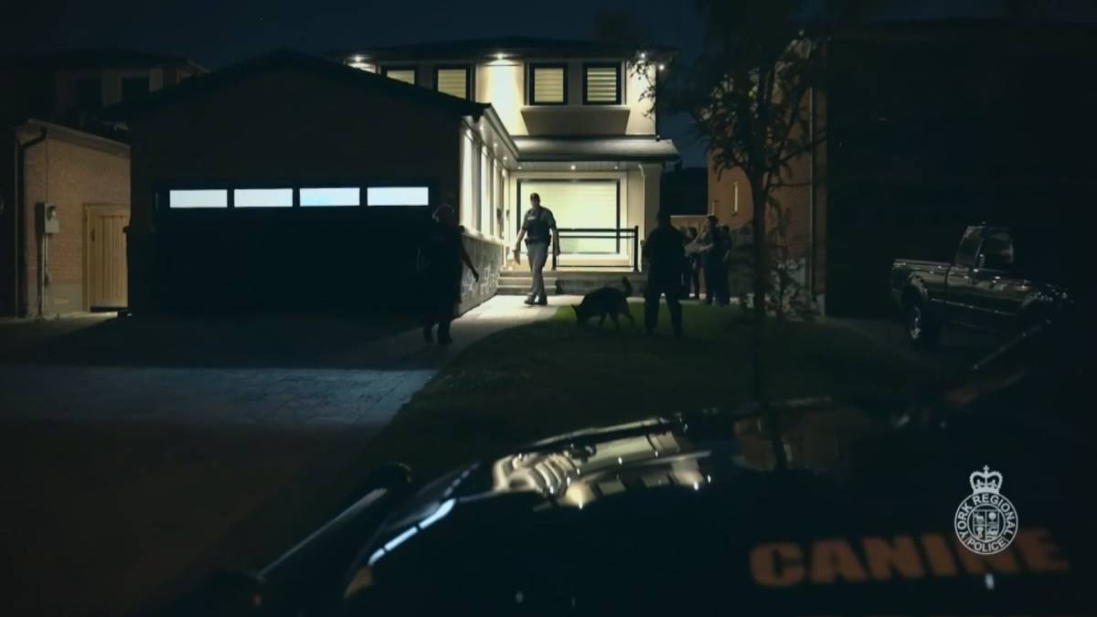 Click to play video 'Charges stayed in Ontario organized crime investigation after allegedly 'unlawful' wiretap operation'