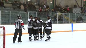The Napanee Junior C Raiders look to repeat last years championship performance