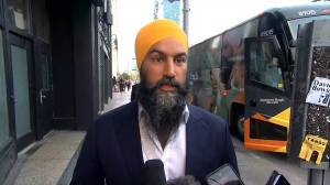 'This is going to hurt Canadians' Jagmeet Singh reacts to Justin Trudeau blackface video