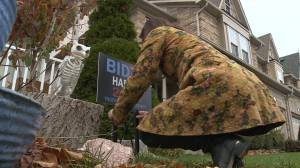 Durham residents pay attention to U.S. election day (02:00)