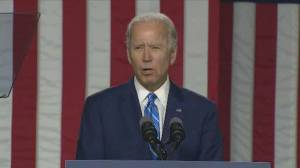 Coronavirus: 'Open everything now' isn't a strategy for success, Biden warns