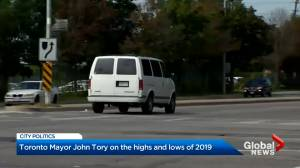 Mayor John Tory reflects on 2019 and looks ahead to Toronto's next decade
