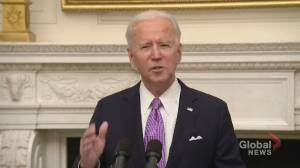Coronavirus: Biden administration rejoins WHO, re-establishes global pandemic office (00:35)