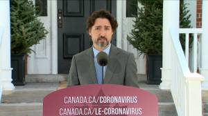 Coronavirus outbreak: Trudeau says all levels of government in Canada 'want the same thing'