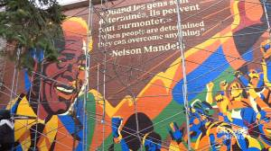 Union United Church marks 30th anniversary of Mandela's Montreal visit (02:08)