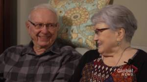 A life well-loved, Part 3: Edmonton seniors share their love stories (01:48)