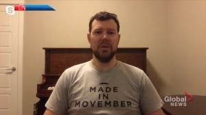 Movember success amid the COVID-19 pandemic (04:08)
